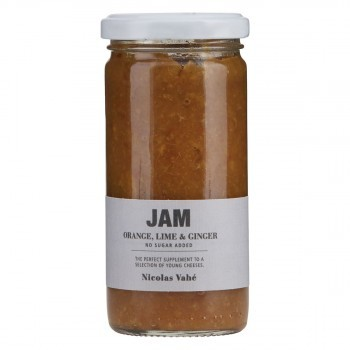 JAM, ORANGE, LIME & GINGER 270G