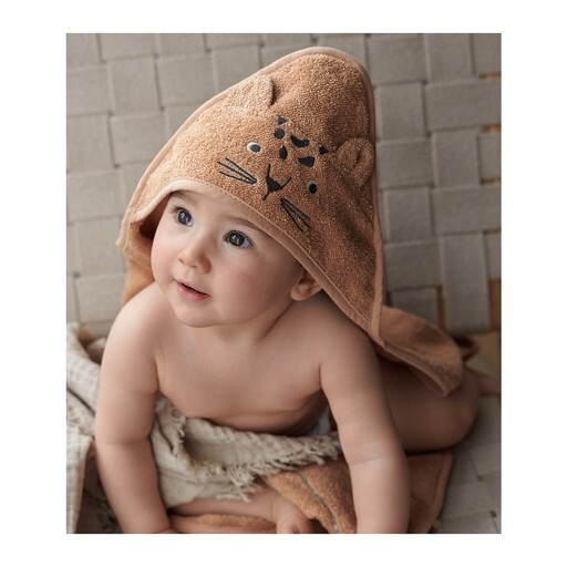 Liewood - Albert hooded towel