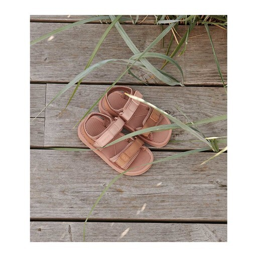 Liewood design - Monty sandals rose mix