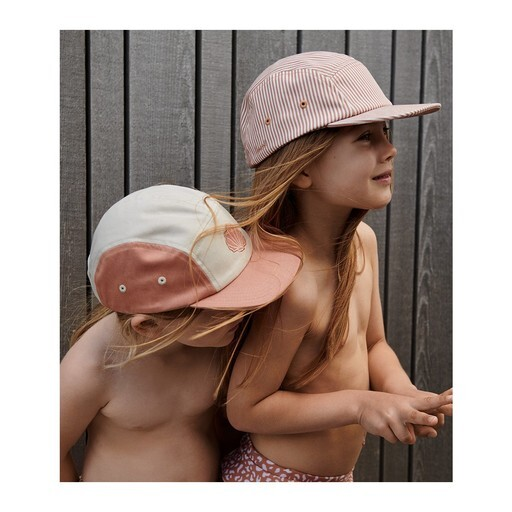 Liewood - Rory cap Sea shell tuscany rose mix