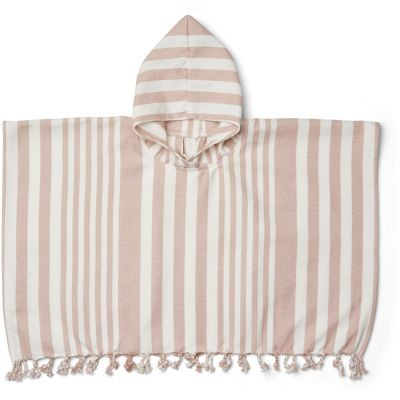 Liewood - Roomie poncho rose